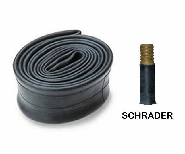 "26"" INCH x 1.95 - 2.125 BIKE CYCLE TYRE INNER TUBE TUBES BICYCLE SCHRADER VALVE"
