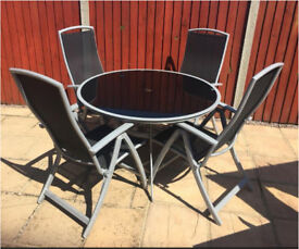 *Perfect for Summer* Table and patio Set