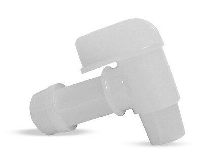 Plastic Drum Faucets - 34 Npt - Natural