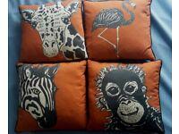 4 Stylish Cushions John Lewis