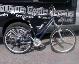 🚲 Giant Sedona Ladies Comfort Trekking Bike - Fully Serviced