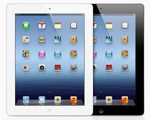 New Apple iPad 3 (Third Generation) 64GB Wi-Fi + 4G LTE Factory Unlocked Sealed