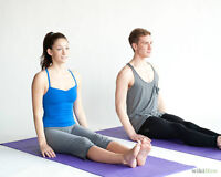 Private Couples Yoga in Leduc County