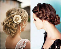 wedding hairstyles - we come to you