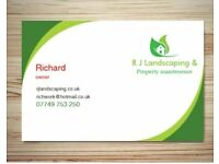 R.J Landscaping & Property maintenance provides quality with cheaper rates.