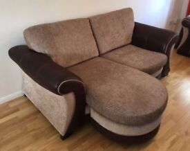 DFS 3 SEATER FORMAL BACK LOUNGER - EXCELLENT CONDITION.