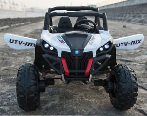 SALE!!! 2 SEATER RIDE ON UTVS AND 1 SEATER RIDE ONS!!!FROM 349$