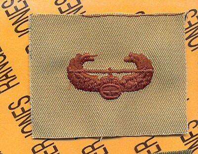 US Army Air Assault desert DCU badge cloth patch