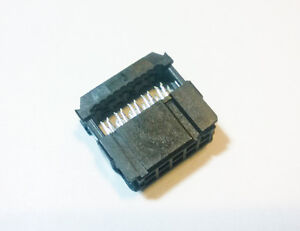 1-x-TE-Connectivity-Amp-1658620-4-Wire-Board-Connector-Receptacle-20-POS-2-54mm