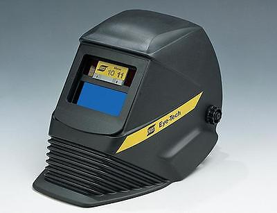Esab Eye-tech Mono Autoshade 10-11 Welding Helmet Speedglas
