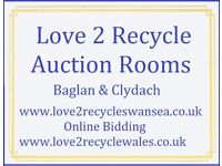 Online Auction house based in Baglan and Clydach