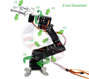 Robotic Arm Clamp Claw