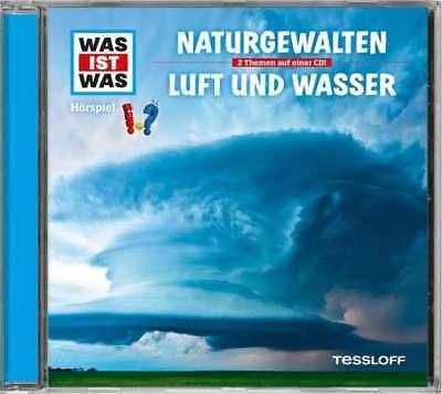 CD * WAS IST WAS - FOLGE 27 - NATURKATASTROPHEN / LUFT UND WASSER # NEU OVP !