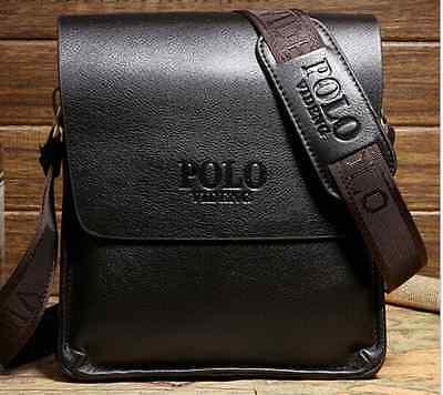 Borsello uomo  tracolla pelle Polo Videng casual men shoulder pu leather bag