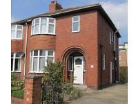 3 bed semi detached house, Fulford, York. Available now