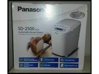 *** BRAND NEW - Panasonic SD-2500WXC Bread Machine ***