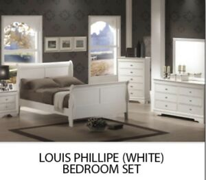 Brand New Bedroom Suite- Twin, Double or Queen Size