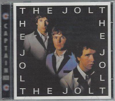 THE JOLT - THE JOLT - (still sealed cd) - MODSKA CD 21