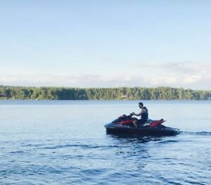 2010 sea Doo rxt260