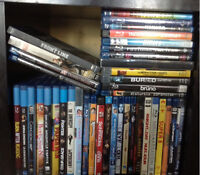 40 Blu-rays for sale