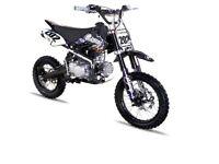 Stomp 110c pit bike