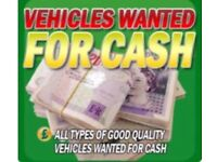 Mot failures wanted top cash prices