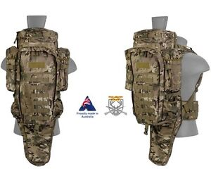 Rifle Hunting Hiking Camping Back Pack Bag Molle 47
