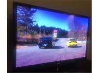 40'' LG HD READY CAN DELIVER TELEVISION 40 INCH HD READY FREEVIEW