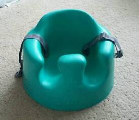 Baby Gear Baby Contemplative Bumbo Multi Seat In Aqua