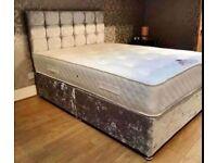 New stock 🎉 Divan Beds