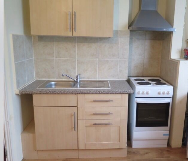 A Large Self Contained Studio Flat in Arnos Grove
