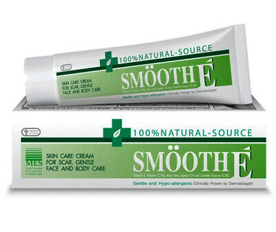 SMOOTH E CREAM BEST SELLER IN THAILAND Anti-Aging, Wrinkles, Scars, Acne spots
