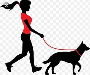 Emma's dog walking services