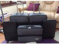 Genuine Roadsterbag 5 piece custom fit luggage set