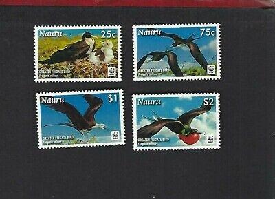 Nauru sc#589-92 (2008) Complete MNH