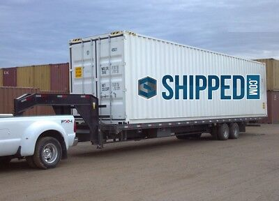40ft New High Cube Shipping Container - We Deliver - Secure Storage In Nyc Ny