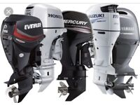 Wanted small outboards any condition