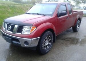 2008 Nissan Frontier XE 2wd