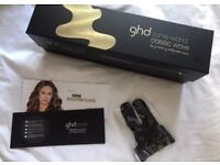 GHD Curve Wand Classic Wave RRP £120 - ONLY USED TWICE, PERFECT CONDITION