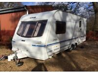 Lunar delta 2002 2 berth in mint condition