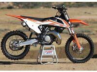 Wanted motocross bikes mx ktm Yamaha Kawasaki husqvarna
