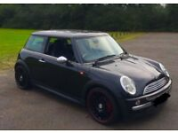 2004 Mini One 1.4 Diesel Black manual