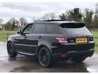 2014 Land Rover Range Rover Sport 4,4 SD V8 Autobiography Dynamic 4x4 5dr 1 owner