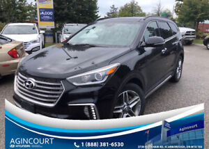 2017 Hyundai Santa Fe XL LIMITED*AWD*NAVIGATION*BCAM*CLEAN*LOADE