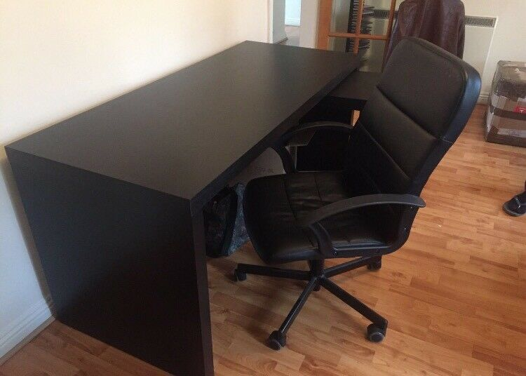 Ikea desk and chair! Great offer! Now or never