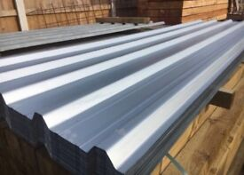 🌩New Box Profile Roof Sheets @ set of 50 * £500