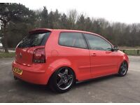 Vw polo airride airlift