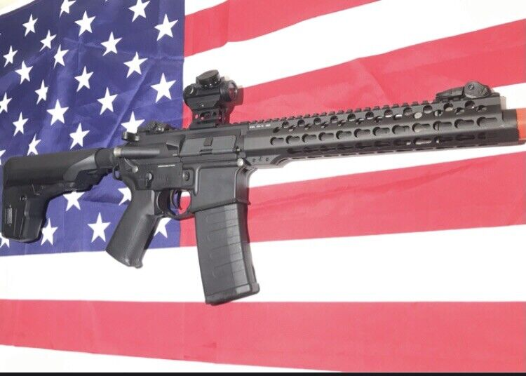 Airsoft Kwa Vrm4 Aeg With Red Dot Sight 🇺🇸