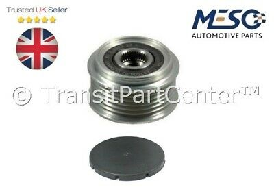 ALTERNATOR CLUTCH PULLEY FITS FORD TRANSIT MK7 MK8 2006 ON 2.2 2.4 3.2 TDCI RWD