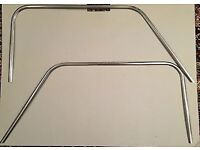 Classic Mini Bespoke Stainless Steel Exterior Door Trims - High Quality
